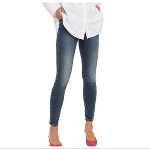 TopShop | Moto Jamie High Rise Skinny Jeans